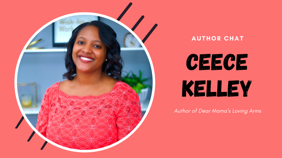 AUTHOR INTERVIEW: Ceece Kelley