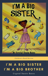 |Book Review| I'm A Big Sister/I'm A Big Brother