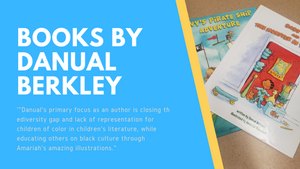 BOOK REVIEW | BOOKS BY DANUAL BERKLEY