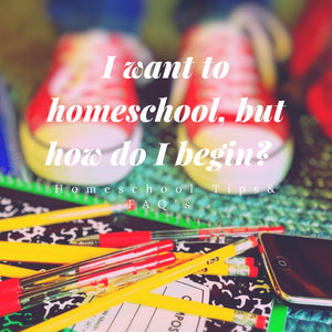 Thinking about homeschooling your children?