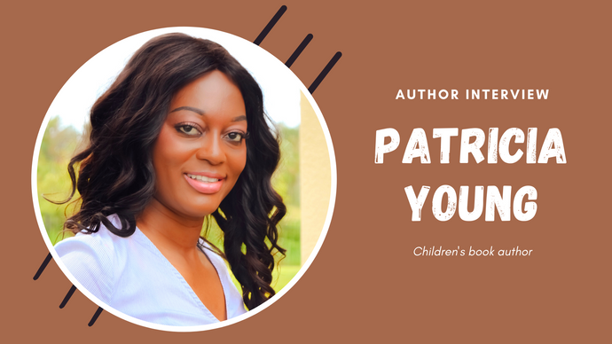 Author Interview - Patricia Young