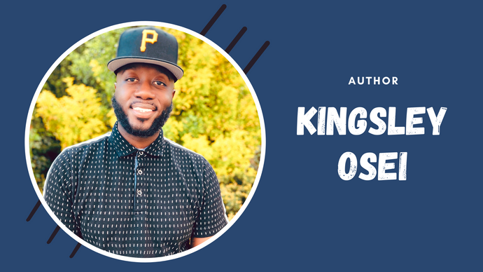 Author Interview: Kingsley Osei