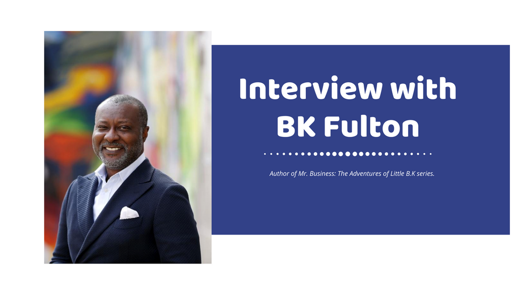 AUTHOR INTERVIEW: BK FULTON