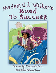 Book Review - Madame C.J. Walker's Road To Success