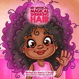 my mystical magic shrinking hair, 25 black childrens books that celebrate black hair