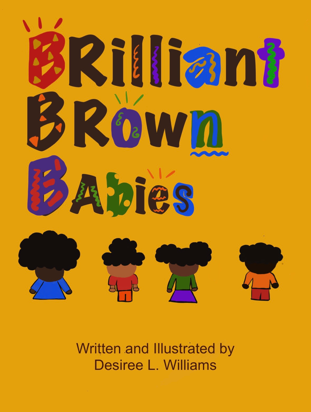 Brilliant Brown Babies cover art
