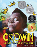 crown an ode to the fresh cut derrick barnes 25 black books that celebrate hair