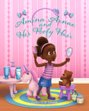 amina arnae and her poofy hair, d lovitt, 25 black childrens books that celebrate hair