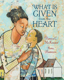 what is given from the heart patricia c mckissack
