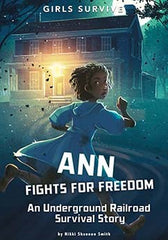 ann fights for freedom nikki shannon smith