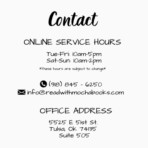 Contact information for Mocha Books
