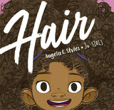 hair, angela c styles, 25 black childrens books that celebrate hair