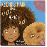 keechis hair goes every which way, 25 black childrens books that celebrate hair
