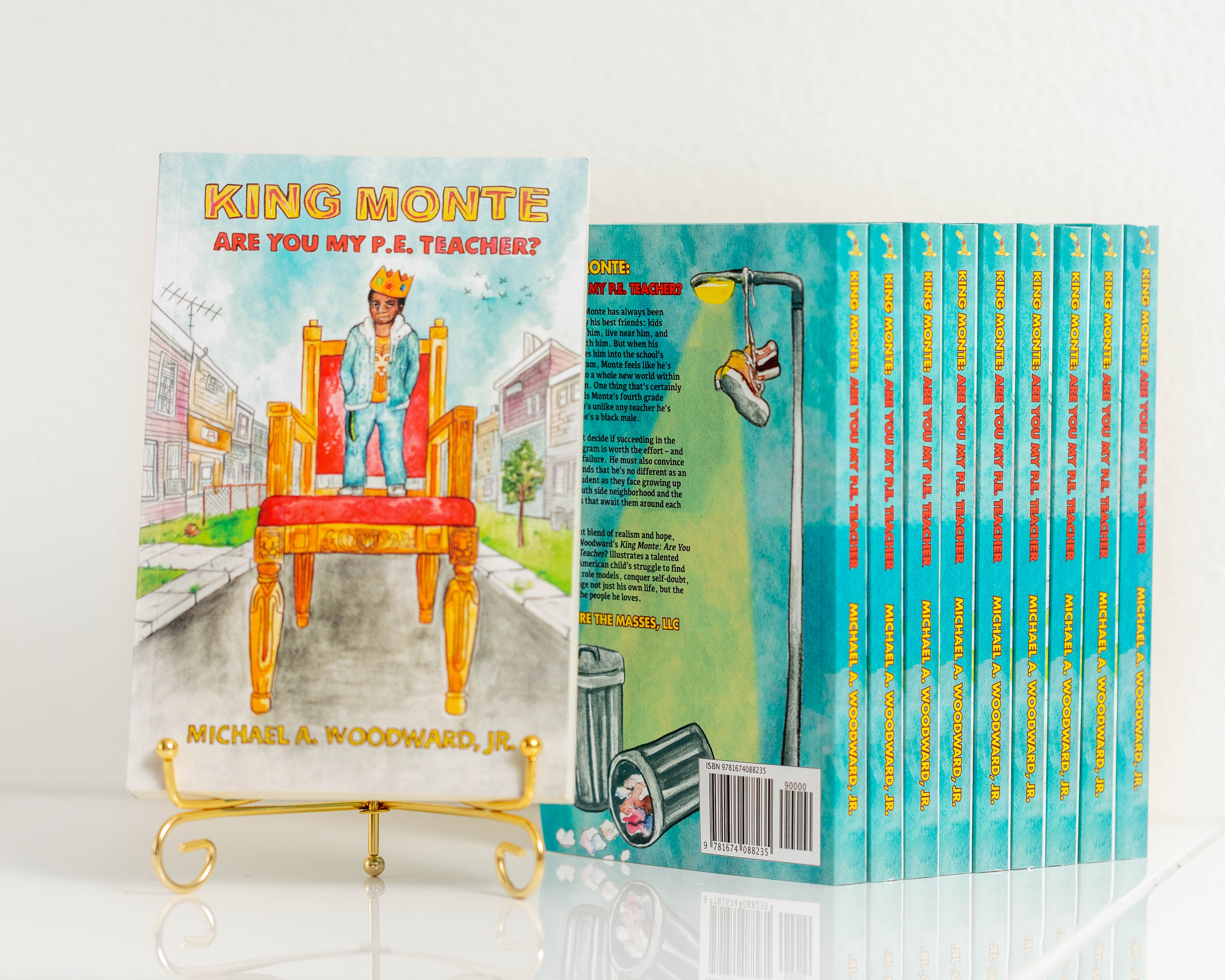 King Monte Cover Image