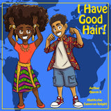 i have good hair, queen k , 25 black childrens books that celebrate hair