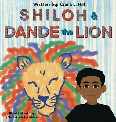 Shiloh and Dande the Lion