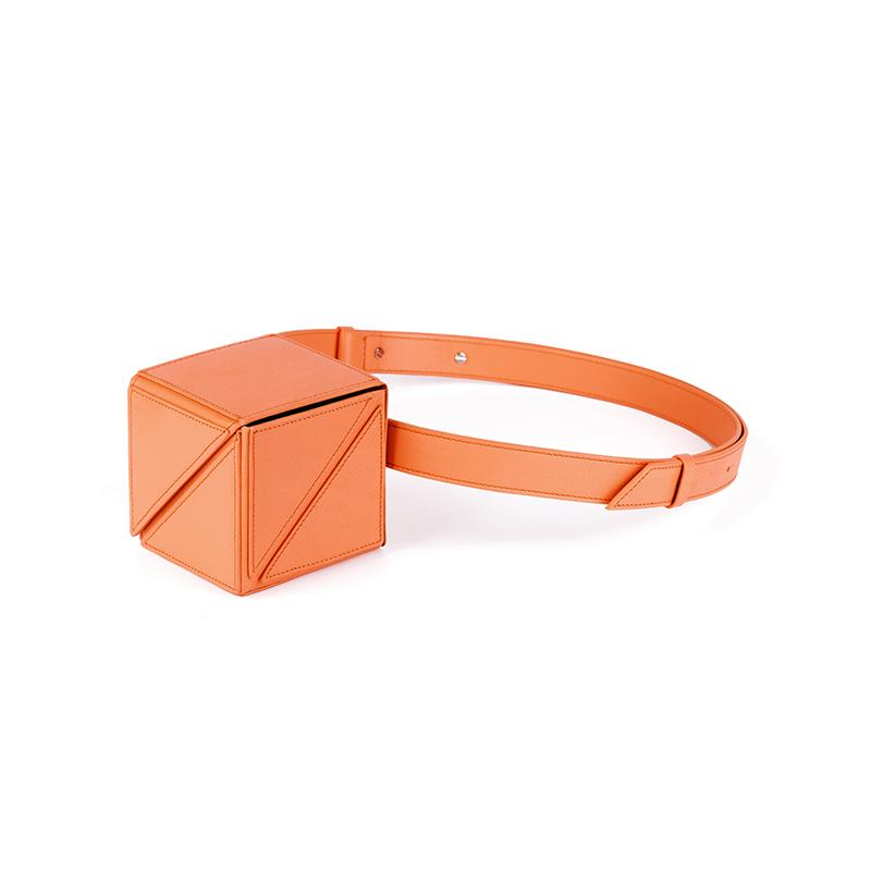 CUBE MINI - ORANGE - YEE SI
