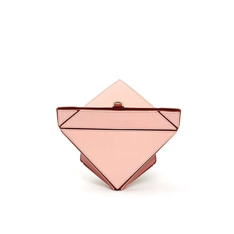 FACET MINI - PINK / BRICK - YEE SI