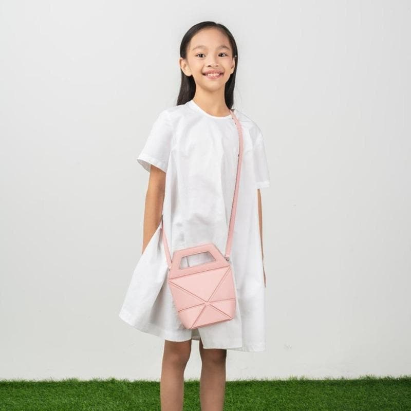 YEE SI Facet Young Mother-Daughter Bag - Pink 6