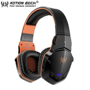 Bluetooth Headset KOTION B3505 4.1 Stereo Gaming Headphone Headset Support NFC