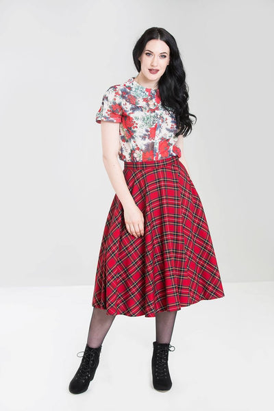 Two Lippy Ladies skirt range