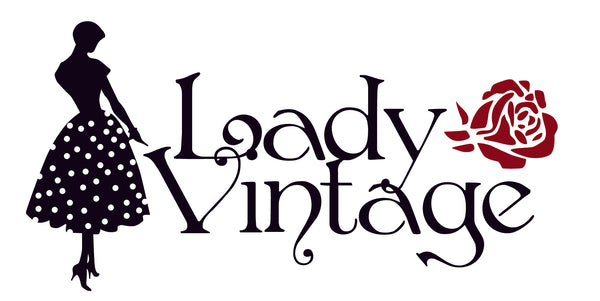 Lady Vintage range Two Lippy Ladies
