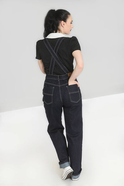 Elly-May-dark-blue-denim-dungaree-overalls-back