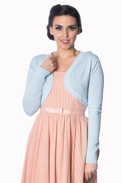 baby blue bolero Banned New Zealand