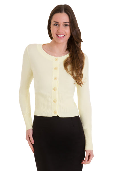 Banned-yellow-dolly-cardigan-nz