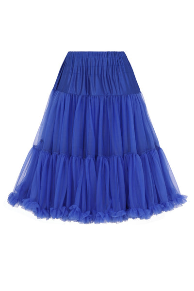 royal blue Banned petticoat NZ