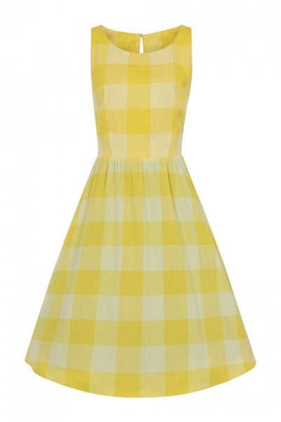 Collectif Ginevra Sun dress front