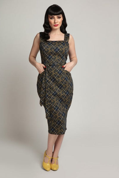 Collectif-tess-hatch-pencil-dress-nz