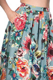 Banned-Apparel-floral-flare-skirt-pockets