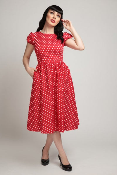 Demira-red-polka-dot-dress-collectif