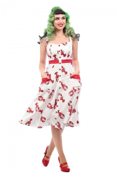 Collectif-rock-lobster-dress-modeled