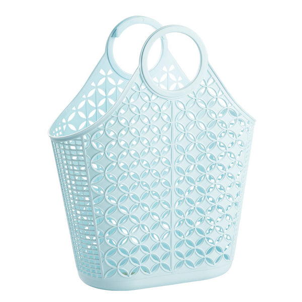 light blue Sun Jellies atomic tote NZ