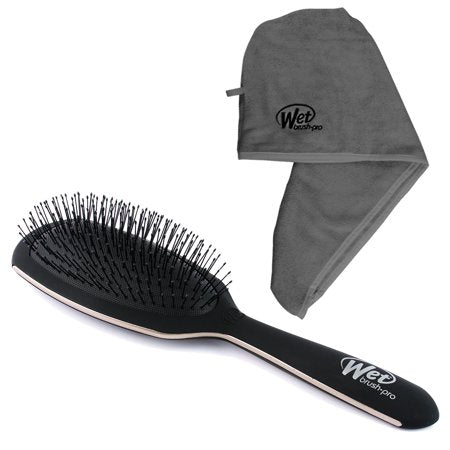 Epic wet brush gift set with towel product pics