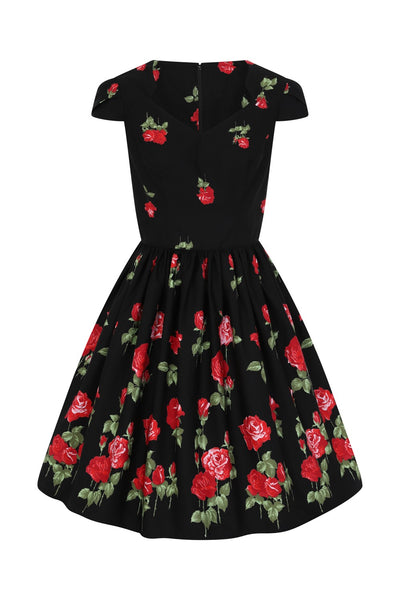 Hell Bunny Antonia dress front