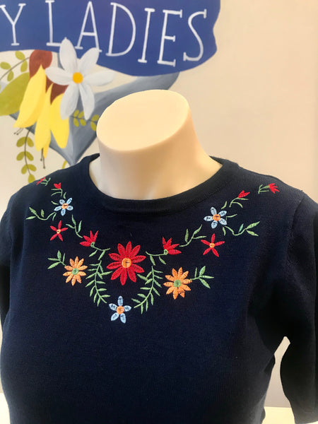 Mak-embroidered-Frida-sweater-navy-detail