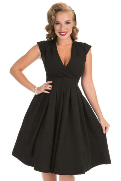 Black Eva dress size 8 only