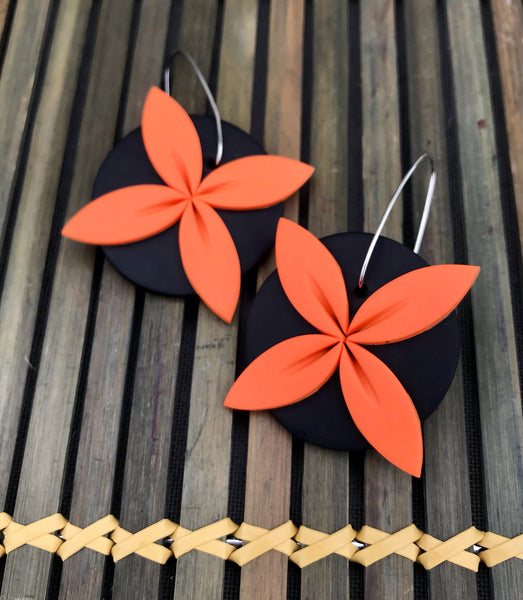 Orange-tipani-statement-earrings