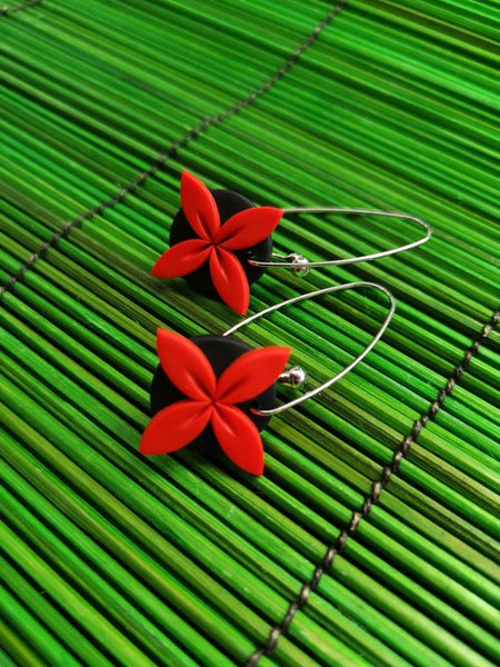 red-tipani-earrings-aolele-creative