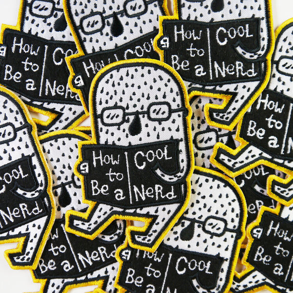 how-to-be-a-cool-nerd-patches