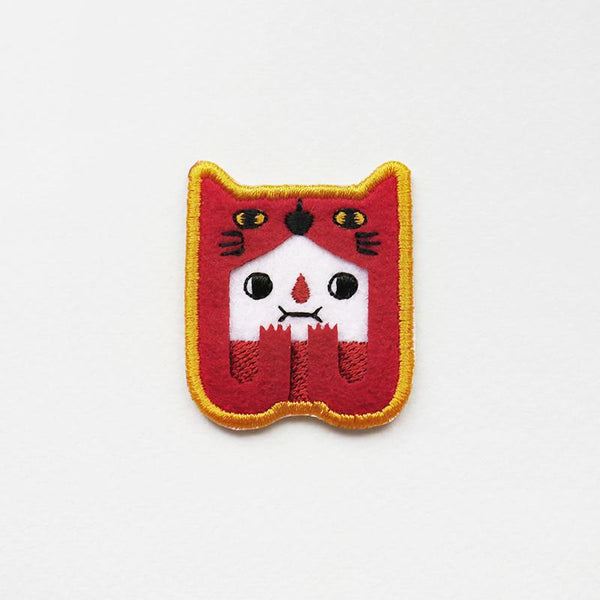 cat iron on patch Minifanfan NZ