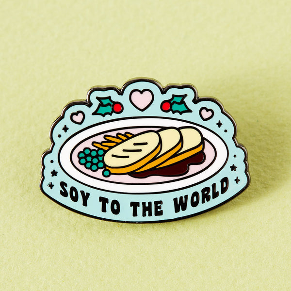 soy-to-the-world-xmas-pin