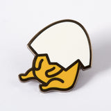 Gudetama enamel pin NOPE NZ Punky Pins