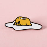 Punky Pins gudetama enamel DONE pin NZ