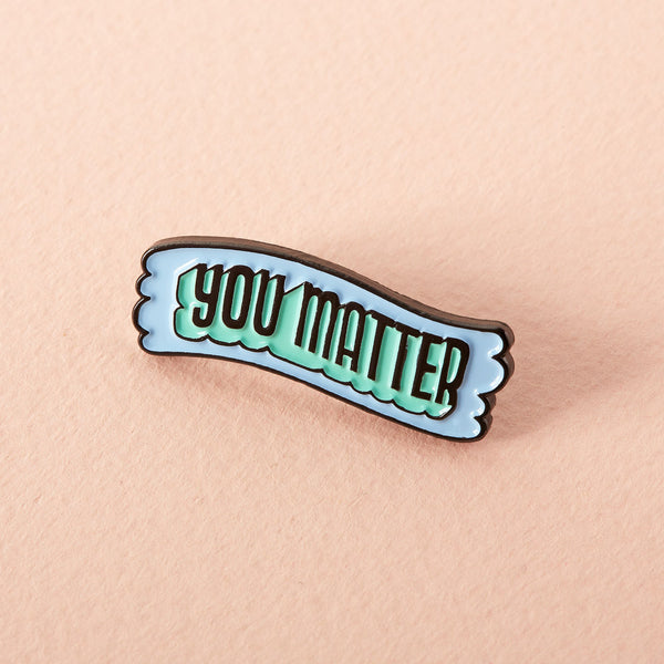 you matter betty turbo punky pins