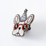 french-bulldog-enamel-pin-nz-side