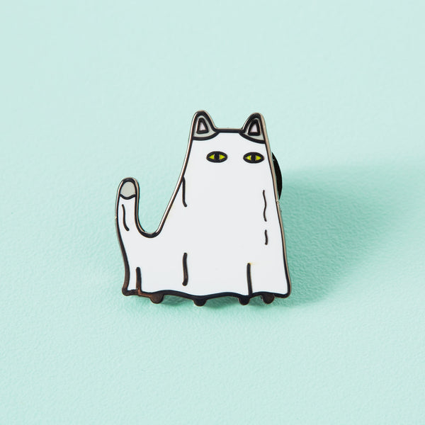 ghost-cat-pin-punky-pins-nz